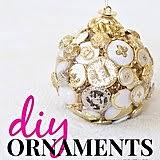 glass ornament diys popsugar smart living