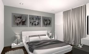 decoration chambre parent grise suite parentale inspiration suite master
