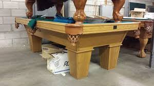 Pool Tables For Sale Used Kasson 8ft Pool Table For Sale