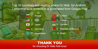 anti virus dr web light download anti virus dr web light google play softwares
