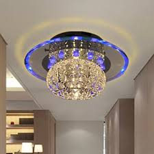 crystal ceiling lights hallway lighting g4 20w porch lights 1pc
