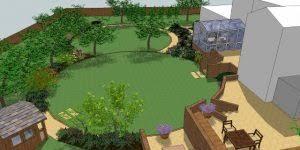 google sketchup garden design download free google sketchup 3d