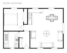 floor plans for cottages 20 x30 1 cottage plans house ideas for farm