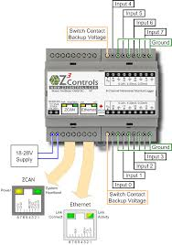 netmeter omni 8c connections