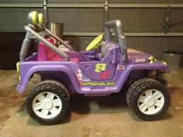 barbie jeep first mods daughters barbie jammin jeep modifiedpowerwheels com