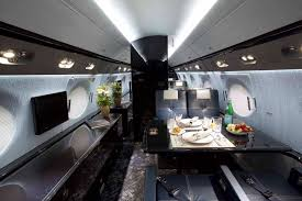 this has to be the most luxurious private jet ever made