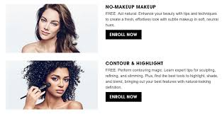 make up classes online free 28 free makeup classes online flawless finish the best