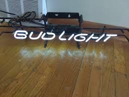 bud light neon light vintage bud light neon sign collectors weekly