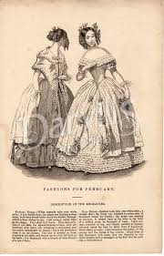 godey s fashions godey s fashion 1860s chromolithographs plates lithographs from