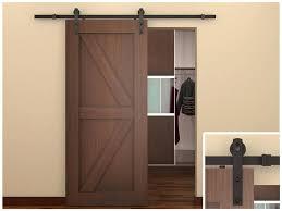 Barn Door On Bathroom by Interior Barn Style Doors Image Collections Glass Door Interior