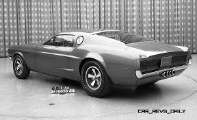 Black Mustang 1967 2017 Ford Mustang Mach 1