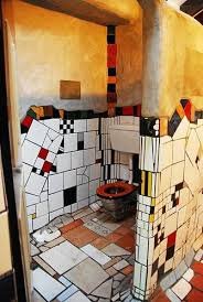 hundertwasser badezimmer 110 best hundertwasser images on architecture mosaic