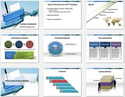 templates for powerpoint presentation on business sle business presentations gidiye redformapolitica co