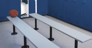 lenox locker benches by bradley