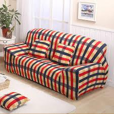 plaid sofa cover leather sofa slipcover protective case 1 2 3 4