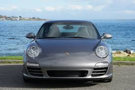 silver porsche carrera porsche 911 997 carrera 4s launch edition for sale silver arrow cars