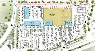 major redevelopment planned for university city center on