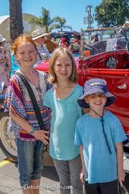 will kids enjoy the art deco car parade in napier new zealand