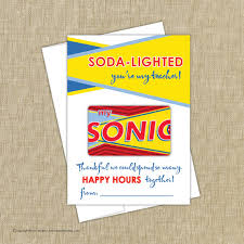 sonic gift cards sonic gift card holder instant gift and