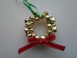 diy jingle bell wreath ornament paperblog