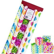 kirkland wrapping paper kirkland signature all occasion reversible wrapping paper 4 pack