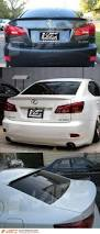 lexus is lip spoiler f sports style abs plastic rear trunk lip spoiler for lexus is250