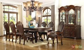 oak dining room sets with china cabinet dining room set with china cabinet formal dining room sets with