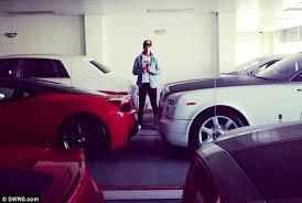 platinum executive travel images Aleem iqbal millionaire teen has 500k fleet of luxury supercars jpg