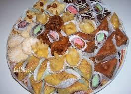 cuisine orientale assortiment de petits gâteaux pâtisserie orientale toute la