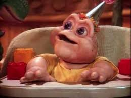 Baby Sinclair Meme - 36 best rawr baby sinclair images on pinterest childhood babys