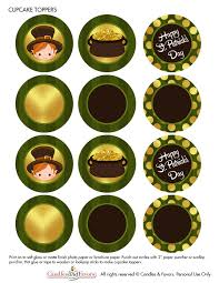 free st patrick u0027s day party printables catch my party