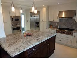 stone kitchen islands awesome kitchen island makeover with stacked stone panels pic for