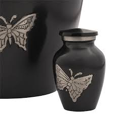 small keepsake urns pewter engraved butterfly keepsake urn small mini cremation