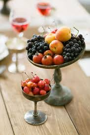 fruit centerpieces 20 fruit centerpieces for every season woman getting married