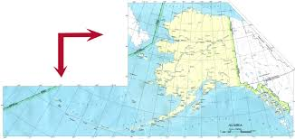 Alaska And Usa Map by Map Of Alaska A Source For All Kinds Of Maps Of Alaska