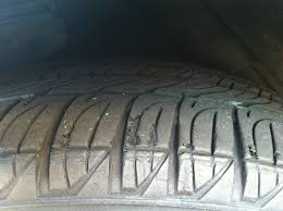 toyota tire wear tire wear toyota nation forum toyota car and truck forums