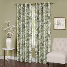 Emerald Green Curtain Panels by Floral Window Treatments Sale U2013 Ease Bedding With Style