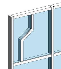 Curtain Wall Mullion Revit Revit Oped Curtain Wall Panel Edit In Place