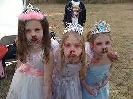 Girls Princess Halloween Costumes 25 Zombie Princess Costume Ideas Zombie