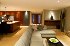 open plan kitchen dining living room ideas stylish design decobizz