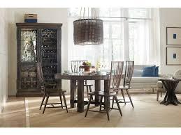 hooker furniture dining room roslyn county wine cabinet 1618 75917