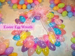 how to make an easter egg wreath scrumptilicious 4 you easter egg wreath diy