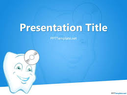 free dental powerpoint template free download template powerpoint
