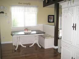 Kitchen Nook Table Ideas Kitchen Breakfast Nook 036edit Diverting Round Breakfast Nook