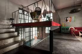 Split Level Gallery Of Renovation Of Split Level Hair Salon U0026 Residential