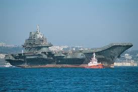 largest ship in the world 10 biggest warships in the world