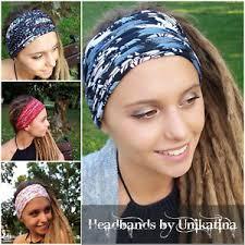 boho headband dreadlock accessories hippie boho headband hair band