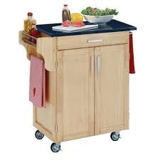mainstays kitchen island cart butcher block cart ebay