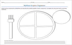 healthy plate coloring page healthy plate template virtren com
