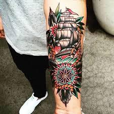 american traditional tattoos styles inkdoneright